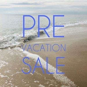 Pre Vacation sale!!!! Taking offers on everything